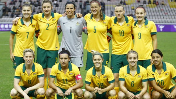 Alen Stajcic has named a 20-player squad for the Matildas' upcoming Olympic Qualifying tournament.