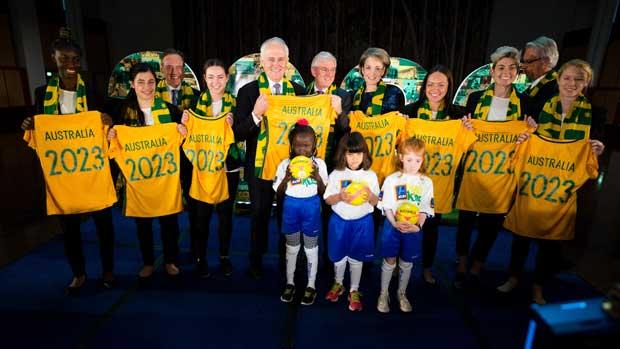 Women's World Cup bid