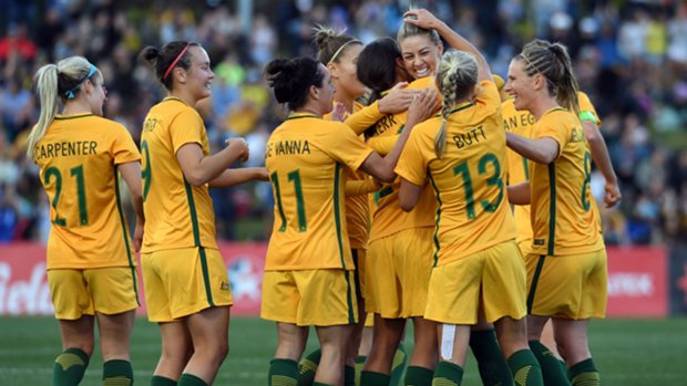The Westfield Matildas will play China in a two-match series in November.