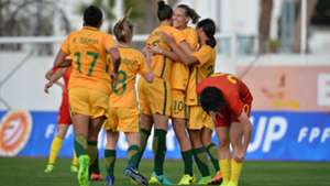 GALLERY: Westfield Matildas v China