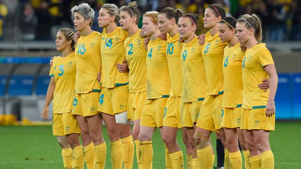 FFA Chairman, CEO praise Australian Women's Team ...