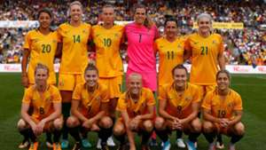Who'll start for the Westfield Matildas in Newcastle?