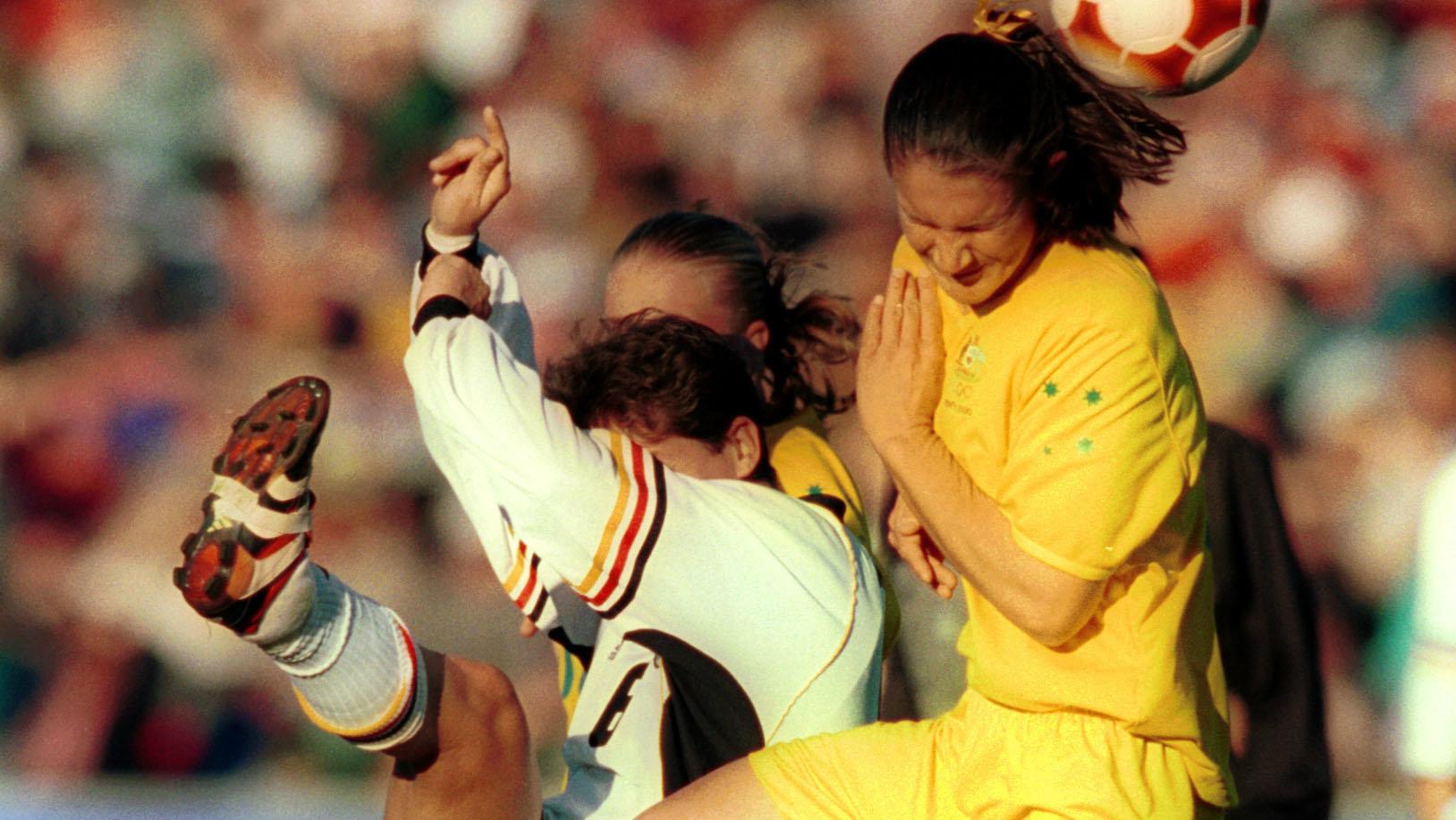 Matildas 2000.