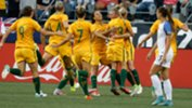 Who'll start for the Westfield Matildas against Brazil in Penrith?