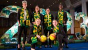 Westfield Matildas players
