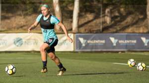 Gallery: Westfield Matildas begin preps for Brazil