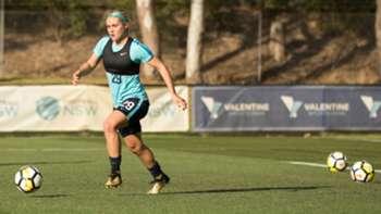 Gallery: Westfield Matildas begin preps for Brazil