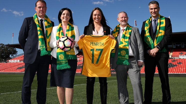 The Westfield Matildas will host Brazil in two friendlies in September.