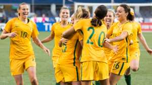 Gallery: Westfield Matildas shine in USA win