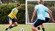 Westfield Matildas training
