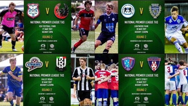 PS4 NPL Tasmania Round 2 Preview
