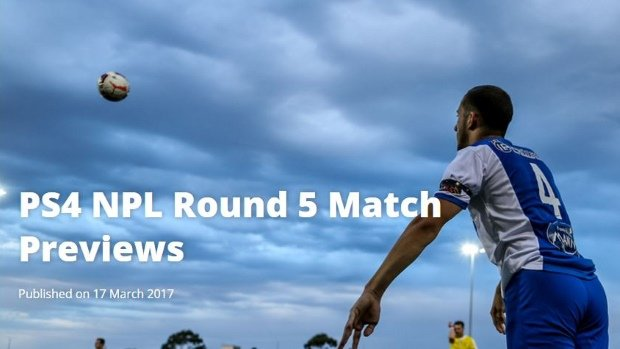 PS4 NPL SA Round 5 Preview
