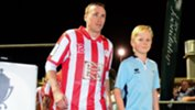 Canberra Olympic star Robbie Cattanach will be gearing up for the start of the PS4 NPL Finals Series.