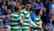 Caltex Socceroo Tom Rogic scored in Celtic's win over Rangers in the SPL.