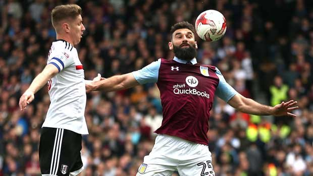 He was a key for Aston Villa and now skipper Mile Jedinak will be a pivotal figure for the Caltex Socceroos next month.