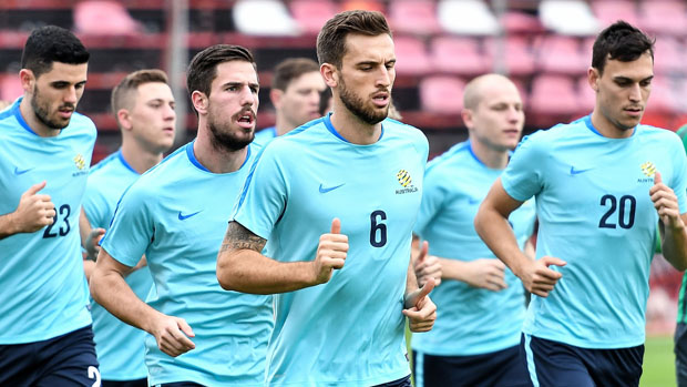 Socceroos squad confirmed for vital World Cup qualifiers
