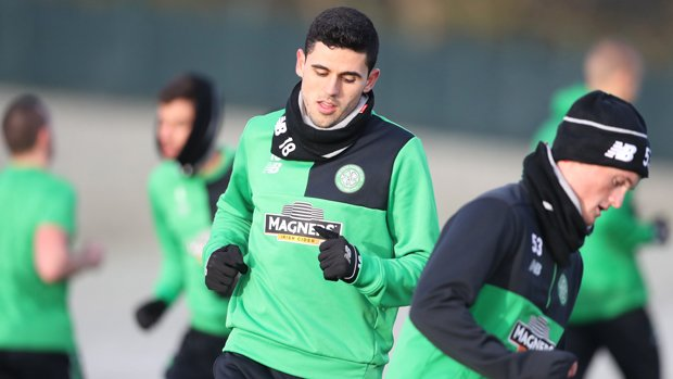 Tom Rogic is set for a stint on the sidelines with a foot injury.
