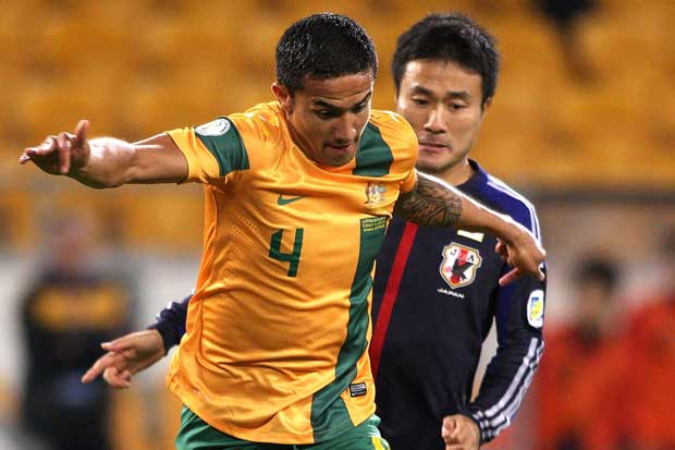 Countdown on to Asian Cup