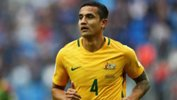 Tim Cahill will make his 100th appearance for the Caltex Socceroos if he gets on the pitch against Chile at the FIFA Confederations Cup.
