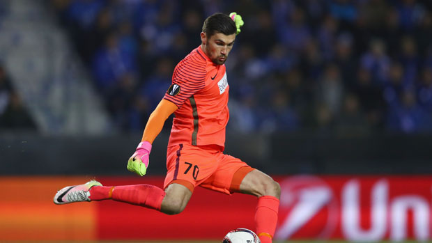Mat Ryan enjoyed a big win in the Belgian Pro League overnight.