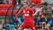 Teenage Caltex Socceroo and Adelaide United midfielder Riley McGree will move to Club Brugge on a four-year deal.