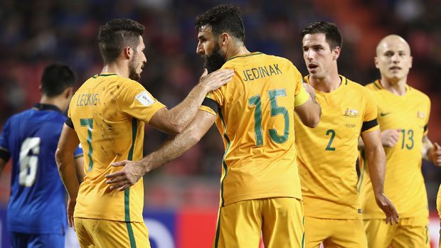 The Caltex Socceroos are ranked third in Asia following the release of the FIFA World Rankings.