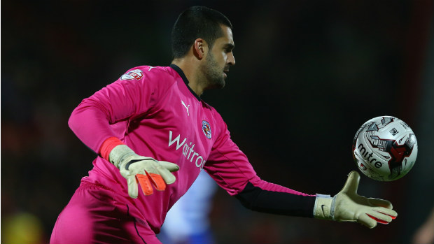 Adam Federici: Nottingham Forest sign Bournemouth goalkeeper on loan