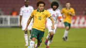 Mustafa Amini is one of the uncapped players in the latest Socceroos squad.