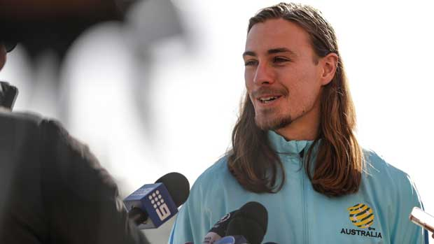 Caltex Socceroos midfielder Jackson Irvine looms as a potent attacking weapon when Australia face Saudi Arabia at Adelaide Oval.