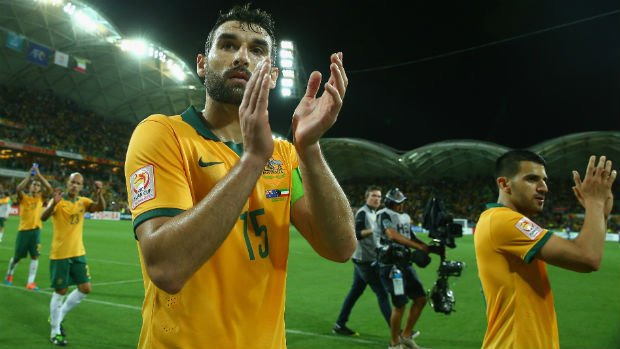 Mile Jedinak is unlikely to be risked against Korea Republic.