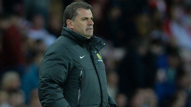 Caltex Socceroos boss Ange Postecoglou has named a 30-man squad for games against Iraq and UAE.