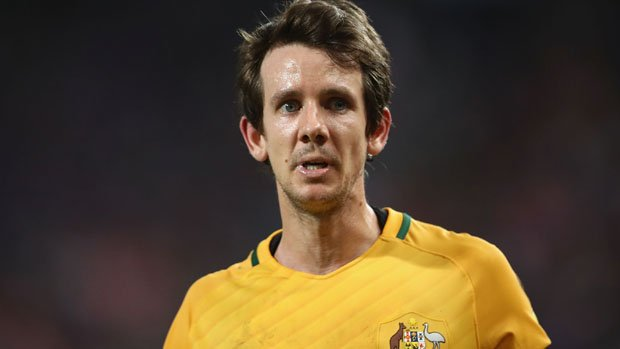 Robbie Kruse has left Chinese club Liaoning Whowin.