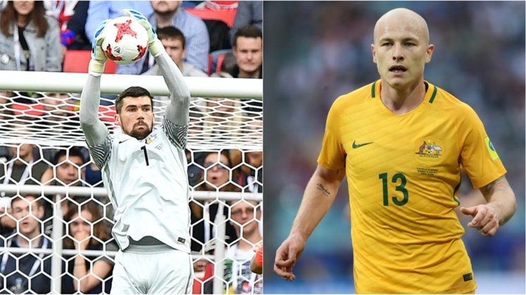 There will be a distinct Aussie presence in the English Premier League next season with Caltex Socceroos duo Mat Ryan and Aaron Mooy set to feature prominently.