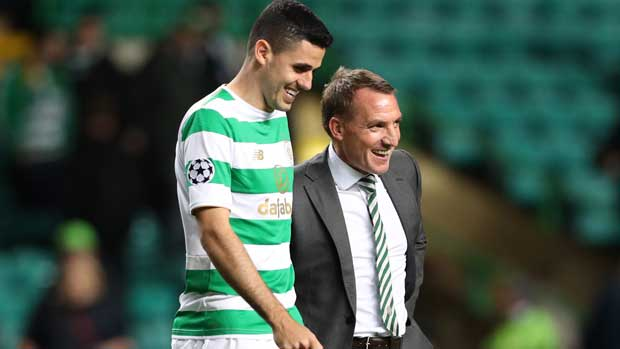 Tom Rogic's Celtic are into the group stage of the UEFA Champions League.