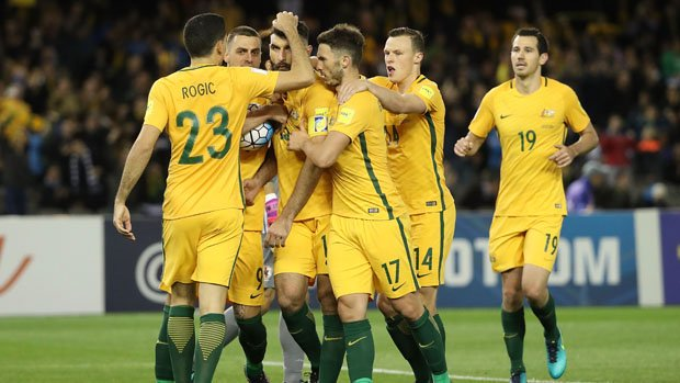 The Caltex Socceroos have moved up in the latest FIFA rankings released for January.