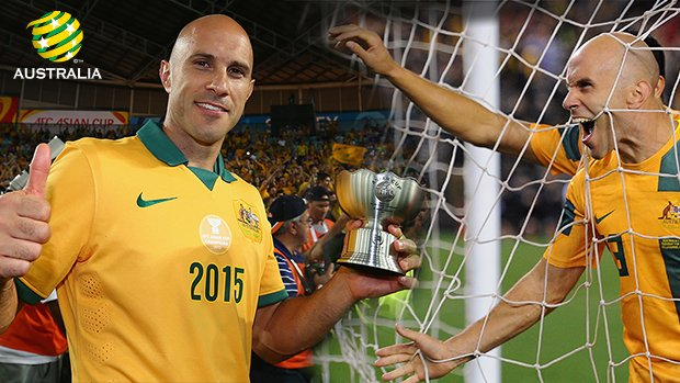 Mark Bresciano has announced his retirement from the Socceroos.