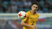 Milos Degenek feels Australia's home record will play a big part against Thailand on Tuesday night.