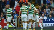 Tom Rogic was on fire for Celtic in their win over Kilmarnock in the SPL.
