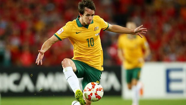 Robbie Kruse returns to the Socceroos fold after missing recent squads through injury.