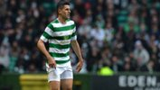 Tom Rogic started up front in Celtic's 0-0 draw overnight.
