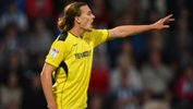 Jackson Irvine played a full game in Burton Albion's win over Birmingham City in the Championship over the weekend.