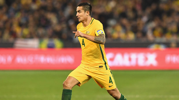 Tim Cahill says the Caltex Socceroos are confident ahead of their clash with Germany.