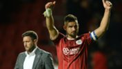 Bailey Wright's Bristol City enjoyed a big win in the English Championship overnight.