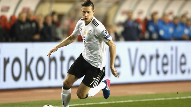Confederation Cup: Germany Start With Hard-Fought Win Vs Australia