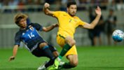 Mathew Leckie looms as a key player for the Caltex Socceroos against Thailand in Melbourne on Tuesday night.
