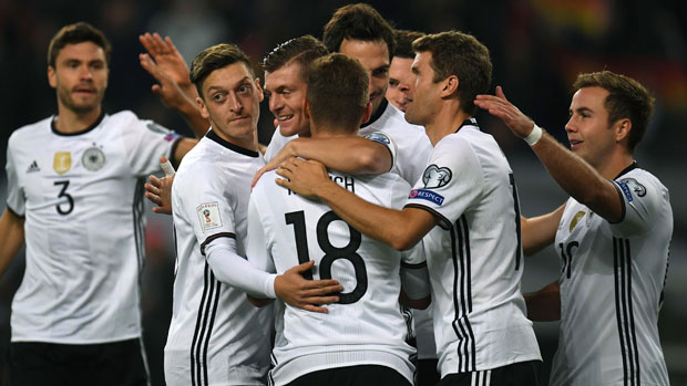 Germany to face Chile in 2017 Confederations Cup group stages
