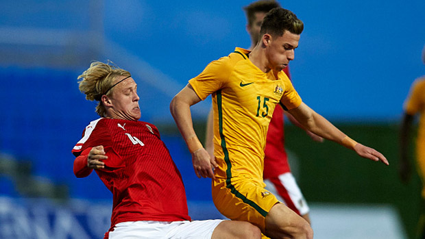 Hrustic in Socceroos squad for WCup qualifier, Confed Cup