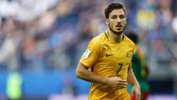 Mathew Leckie feels the Caltex Socceroos have improved during the FIFA Confederations Cup
