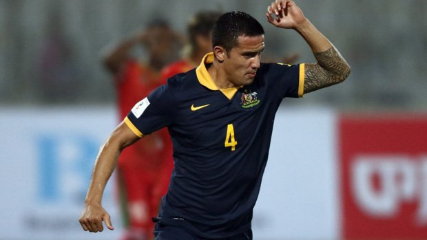 Tim Cahill has left Chinese club Shanghai Shenhua.