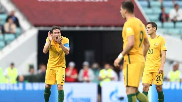 The Caltex Socceroos have dropped in the latest FIFA World Rankings list.